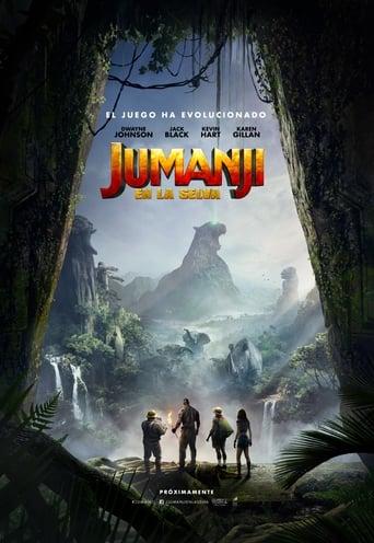 Ver Jumanji: Bienvenidos a la jungla pelicula online