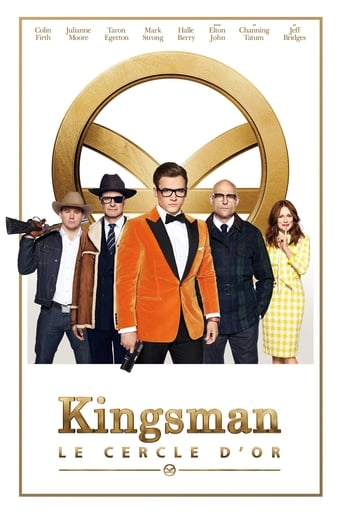 Poster of Kingsman : Le Cercle d'or