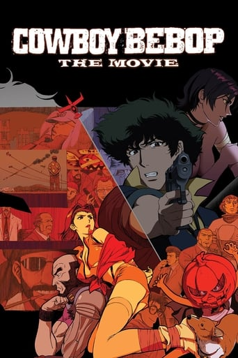 cowboy bebop the movie 2001