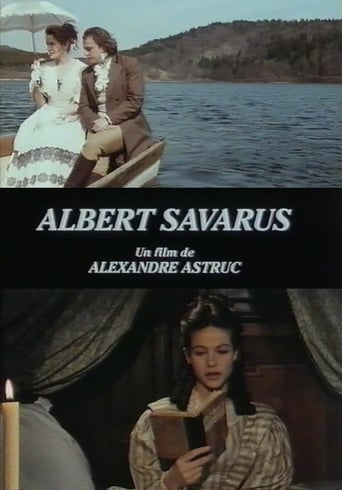 Poster of Albert Savarus