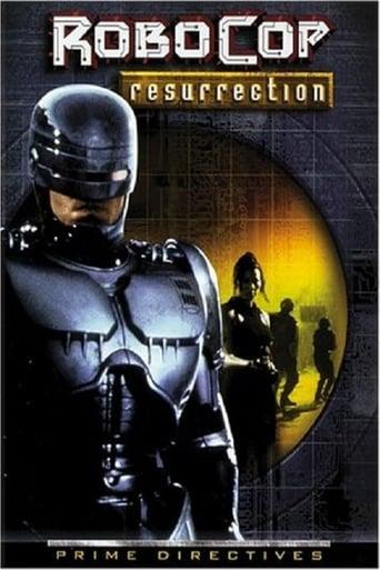 Poster of RoboCop: Resurrection