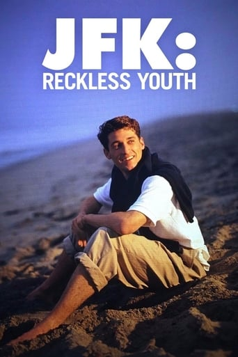 Poster of JFK: Reckless Youth