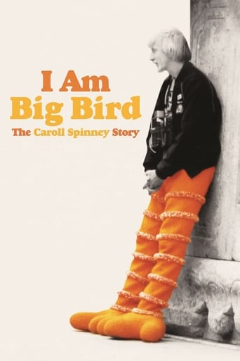 Poster of I Am Big Bird: The Caroll Spinney Story