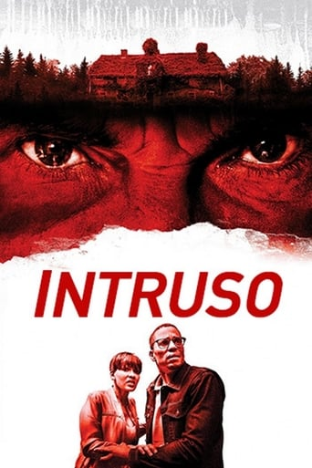 Poster of The Intruder (El Ocupante)