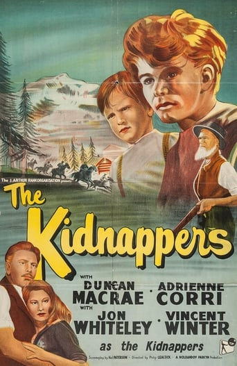 Poster of The Kidnappers