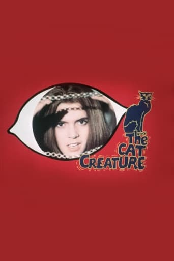 Poster of The Cat Creature