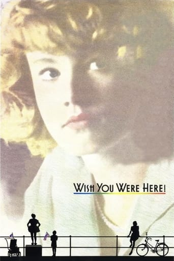 Poster of Wish You Were Here