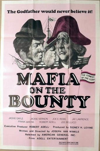 Poster of Mafia on the Bounty