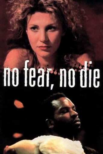 Poster of No Fear, No Die