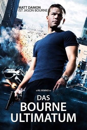 Das Bourne Ultimatum - Action / 2007 / ab 12 Jahre