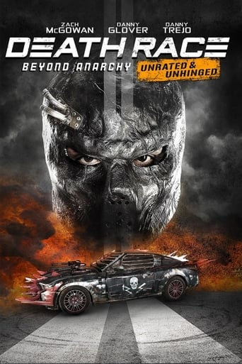 Poster of Death Race: Beyond Anarchy fragman