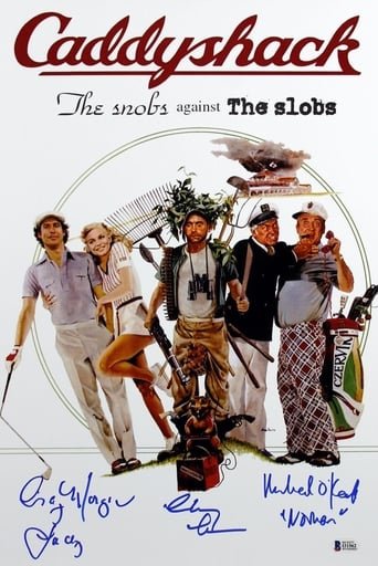 Poster of Caddyshack: The 19th Hole