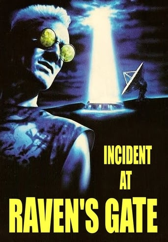 Poster of Encounter at Raven's Gate