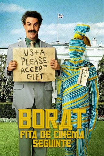 Borat Fita de Cinema Seguinte - Poster