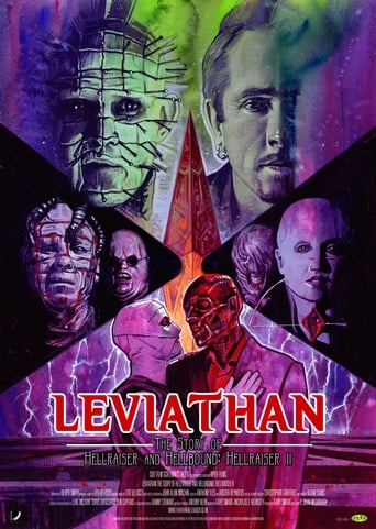 Poster of Leviathan: The Story of Hellraiser and Hellbound: Hellraiser II