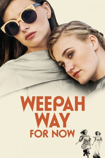 Poster of Weepah Way For Now