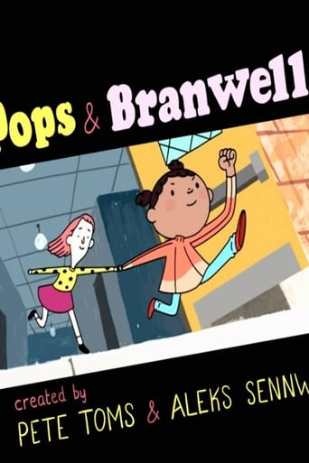 Poster of Pops and Branwell