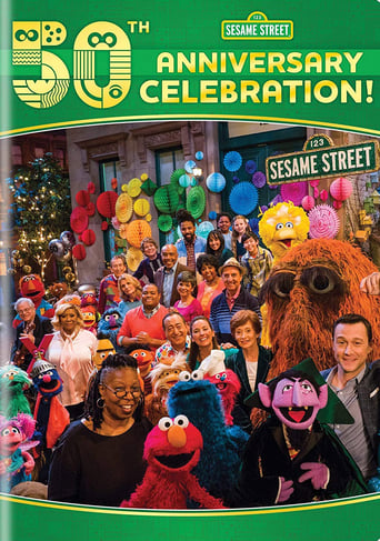 Poster of Sesame Street: 50th Anniversary Celebration!