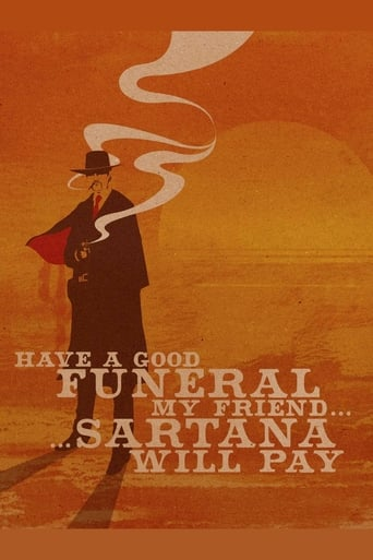 Poster of Have a Good Funeral, My Friend… Sartana Will Pay