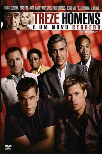 Treze Homens e um Novo Segredo - Poster