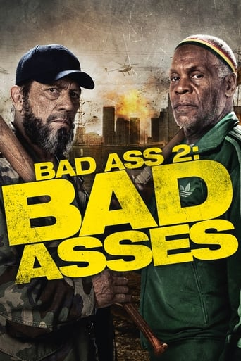 Poster of Bad Ass 2: Bad Asses