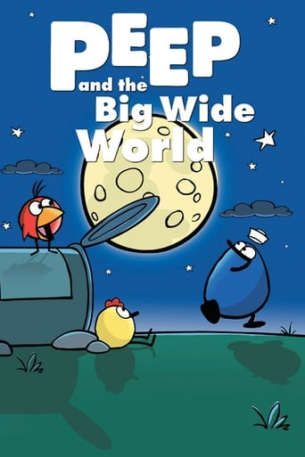 Poster of Peep and the Big Wide World