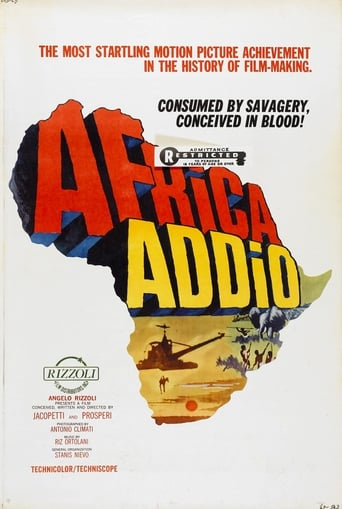 'Africa: Blood and Guts (1966)
