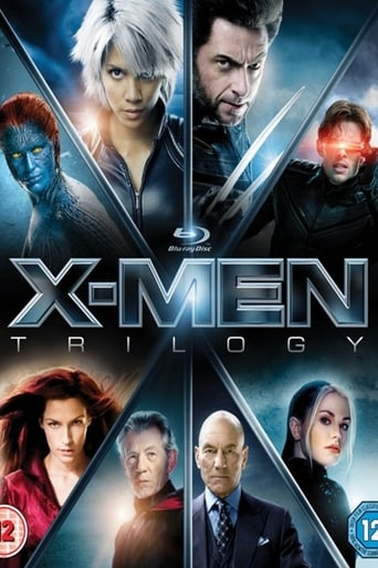 Poster of X-Men: Evolution of a Trilogy