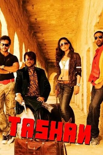 Poster of Tashan