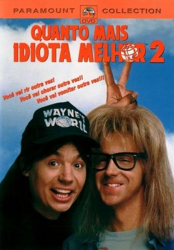 Quanto Mais Idiota Melhor 2 Torrent (1993) Dublado BluRay 720p – Download