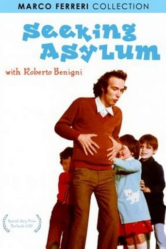 Poster of Seeking Asylum