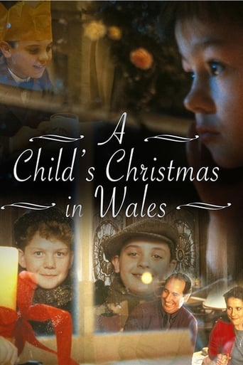 Poster of A Child's Christmas in Wales