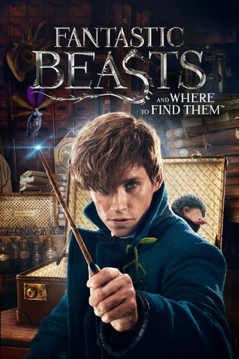 Poster of Fantastic Beasts and Where to Find Them