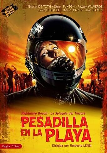 Poster of Pesadilla en la Playa