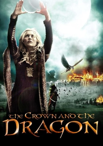 Poster of The Crown and the Dragon