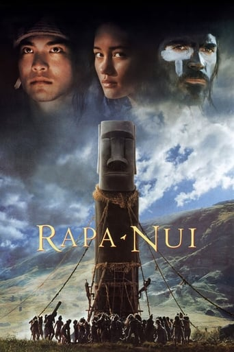 Poster of Rapa Nui