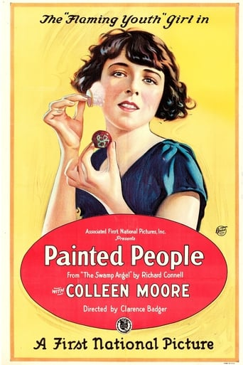 Poster of Painted People