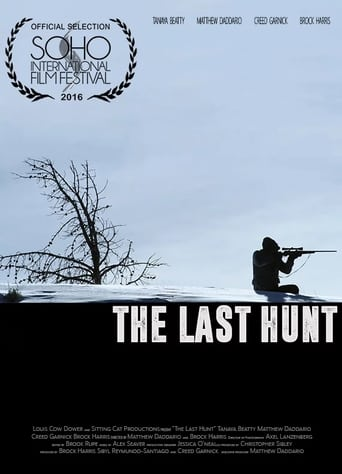 Poster of The Last Hunt