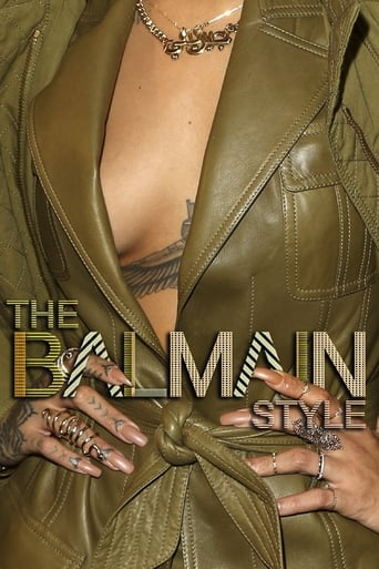 Poster of The Balmain Style