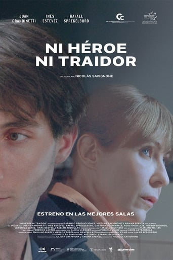 Poster of Neither Hero Nor Traitor