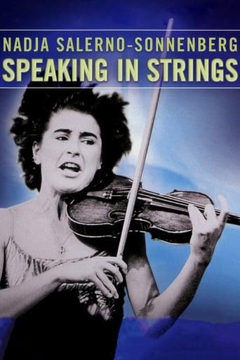 Poster of Speaking in Strings