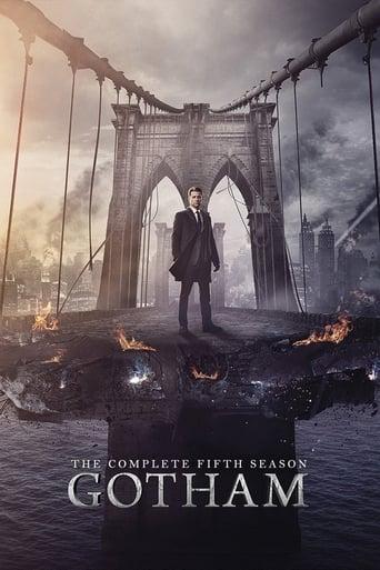 Gotham 5ª Temporada - Poster
