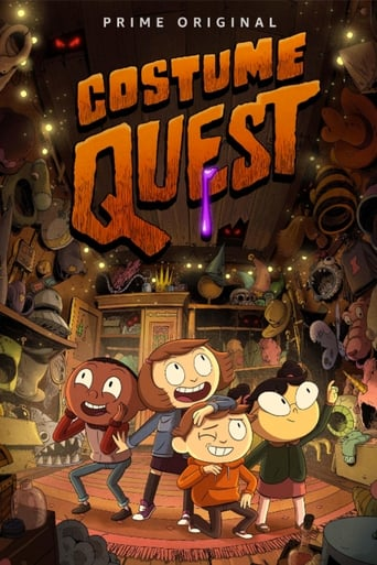 Poster of Costume Quest