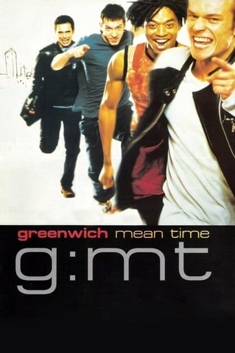 Poster of G:MT Greenwich Mean Time