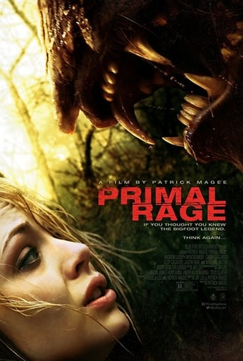 Poster of Primal Rage: The Legend of Oh-Mah