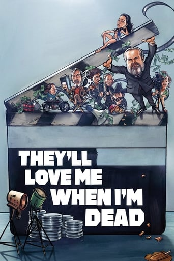 Poster of They'll Love Me When I'm Dead