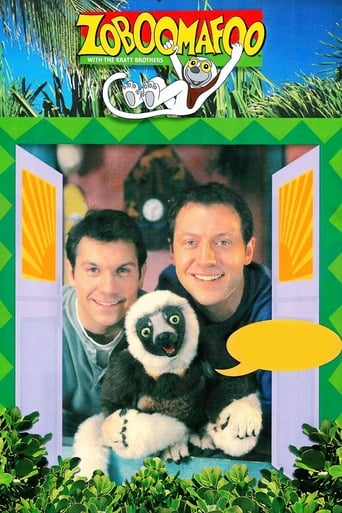 Poster of Zoboomafoo