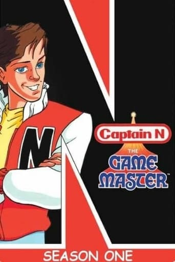 Captain N : The Game Master