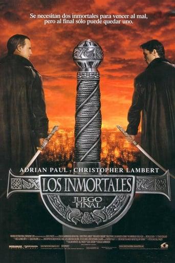 Poster of Los inmortales: Juego final