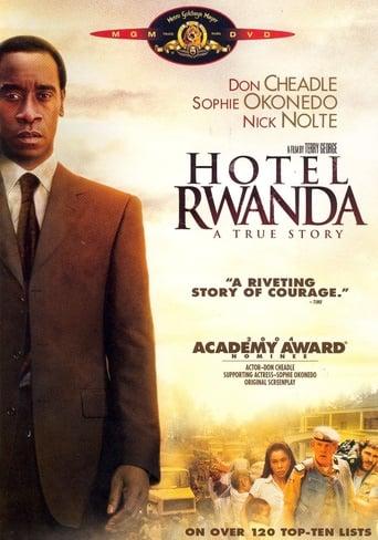 Ruandos viešbutis / Hotel Rwanda (2004)
